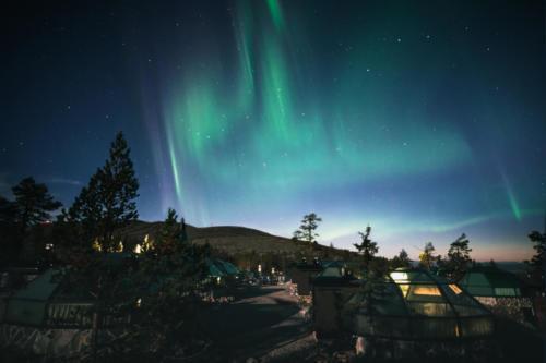 Igloos Levi Ski Resort
