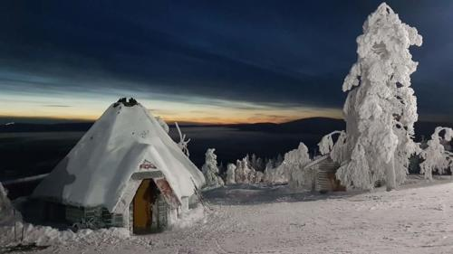 Tiipii Levi Ski Resort